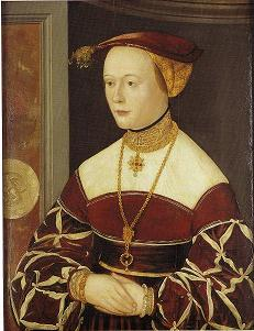 Lady from 1530's
