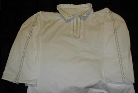 The story of the Two Hemds (Chemise)